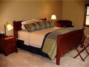 Bear Meadows Lodge – Headwaters Room